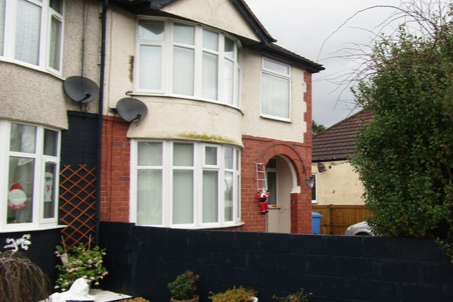 Thumbnail Semi-detached house for sale in Marsh Road, Rhyl, Denbighshire
