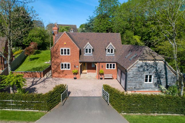 Thumbnail Detached house for sale in Church Lench, Evesham, Worcestershire