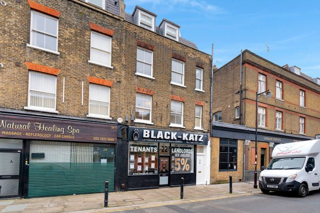 Thumbnail Terraced house to rent in Baron Street, London