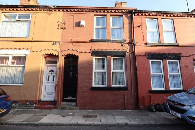 Thumbnail Terraced house to rent in Cobb Avenue, Liverpool
