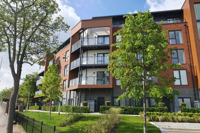 Thumbnail Flat to rent in Flat 37, Bell Flower Lodge, Romford