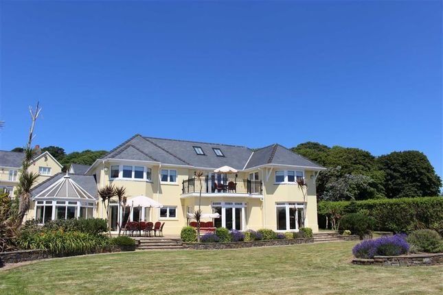 Thumbnail Detached house for sale in Haven View, Neyland, Milford Haven