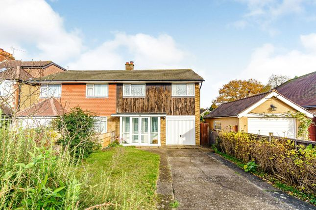 4 bed semi-detached house for sale in Salmons Road, Chessington KT9