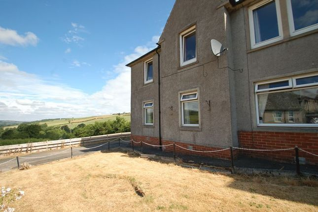 Thumbnail Flat for sale in Linn Crescent, Kirkfieldbank, Lanark