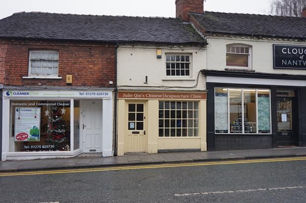 Thumbnail Office to let in 8 Welsh Row, Nantwich, Cheshire