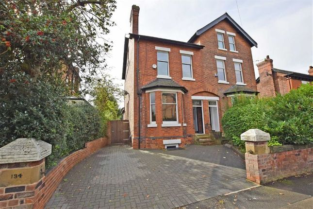Thumbnail Semi-detached house for sale in Fog Lane, Didsbury, Manchester