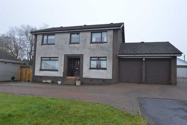 Thumbnail Detached house for sale in Davidson Gardens, Stonehouse, Larkhall