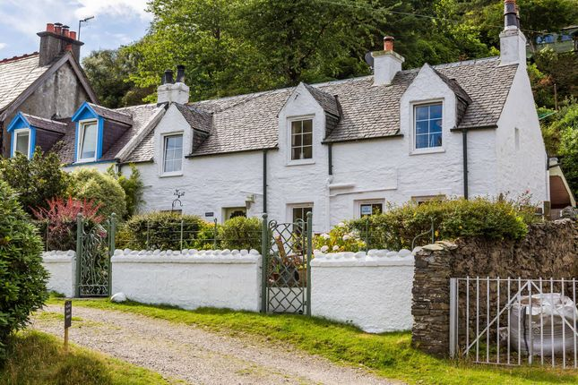 Thumbnail 3 bed end terrace house for sale in Lochranza, Isle Of Arran, North Ayrshire