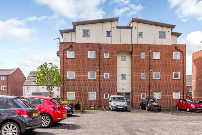 Thumbnail Flat for sale in Chapel Court, Bridgtown, Cannock