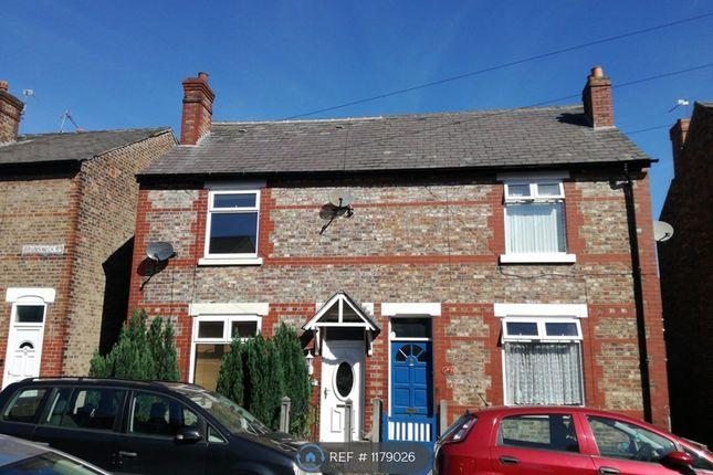 2 bed semi-detached house to rent in Brunswick Road, Altrincham WA14