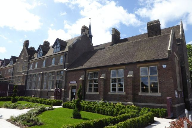 Thumbnail Flat to rent in Old School House, Frances Drive, Dunstable