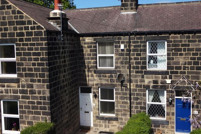 Thumbnail Terraced house to rent in Broadgate Lane, Horsforth, Leeds