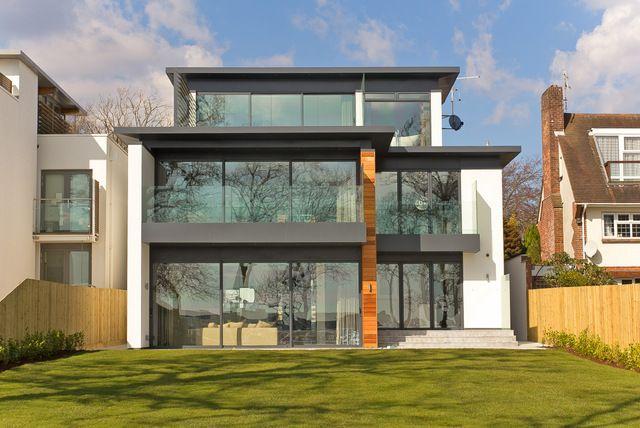 Thumbnail Detached house for sale in Elms Avenue, Lilliput, Poole, Dorset