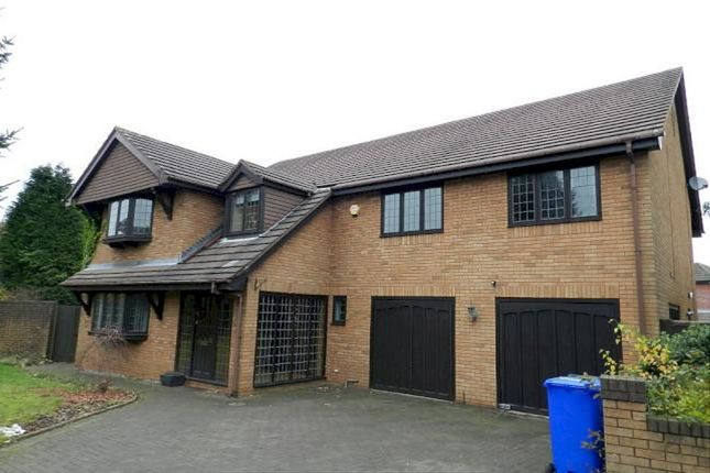 Thumbnail Detached house to rent in Chesham Grove, Meir Park, Stoke On Trent, Staffordshire