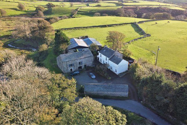 Thumbnail Barn conversion for sale in The Barn, Foldgate Farm, Corney, Millom