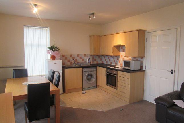 Thumbnail Flat to rent in Adelphi Street, Preston