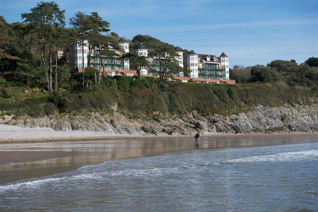 Thumbnail Flat for sale in Caswell Bay Court, Caswell, Swansea