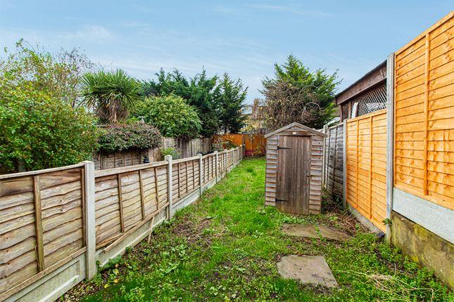 Garden of South Avenue, Southend-On-Sea SS2