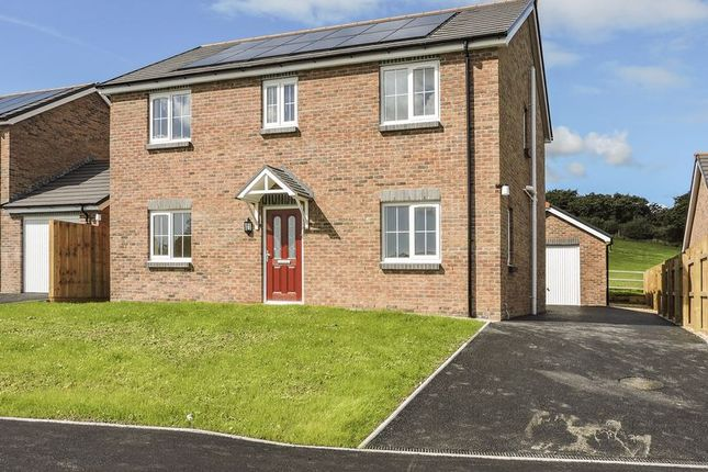 Thumbnail Detached house for sale in Plot 10, Maes Y Llewod, Bancyfelin
