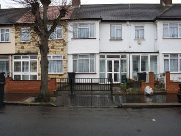Thumbnail 4 bed terraced house for sale in Lavender Road, Croydon