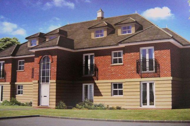 Thumbnail Flat to rent in Castlefields, Rhuddlan, Rhyl