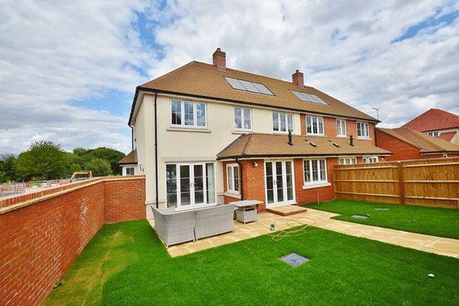 Thumbnail Semi-detached house for sale in Picts Lane, Princes Risborough