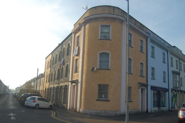 Thumbnail Flat to rent in Lower Dock Street, Newport