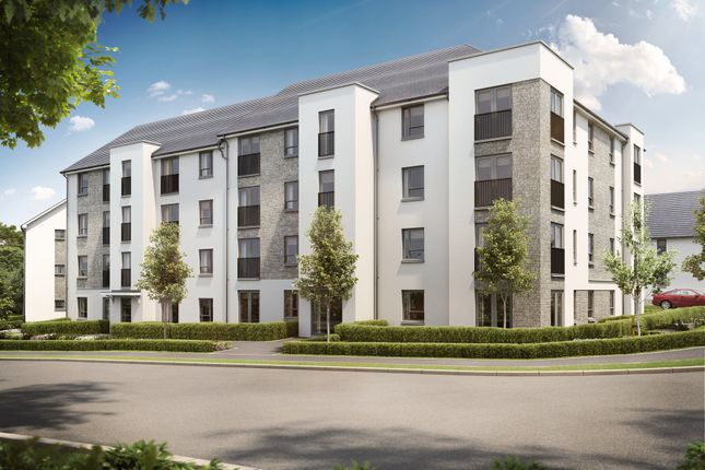 "Thumbnail Flat for sale in ""Ramsay"" at Clippens Drive, Edinburgh"
