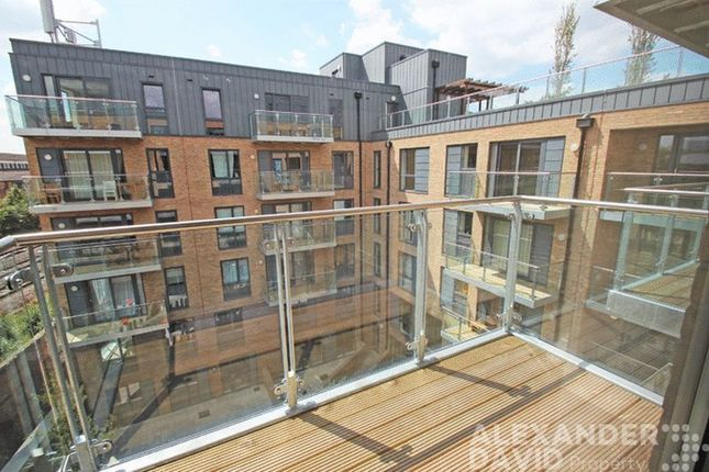 Thumbnail Flat to rent in Royal Victor Place, Old Ford Road, London