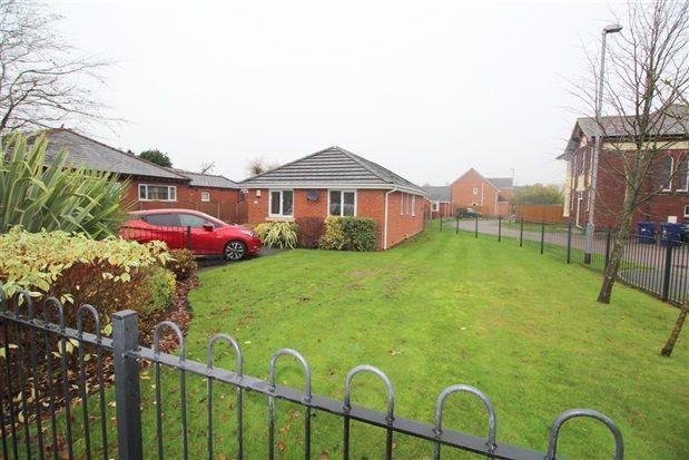 Side External of Croston Road, Farington Moss, Leyland PR26