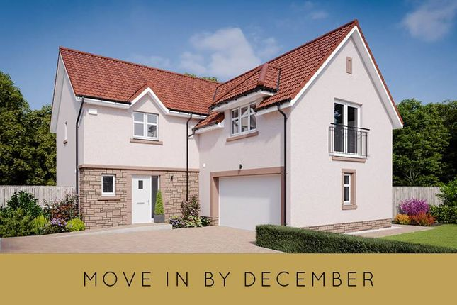 """Thumbnail Detached house for sale in """"The Dewar 2018 Move"""" at Birdston Road, Milton Of Campsie, Glasgow"""
