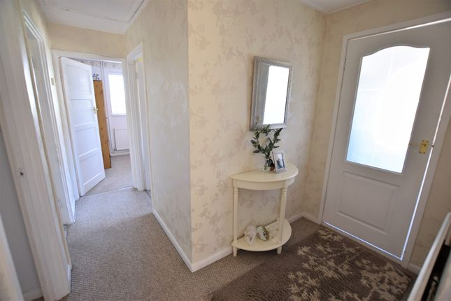 Hallway of Castle Drive, Pevensey Bay BN24