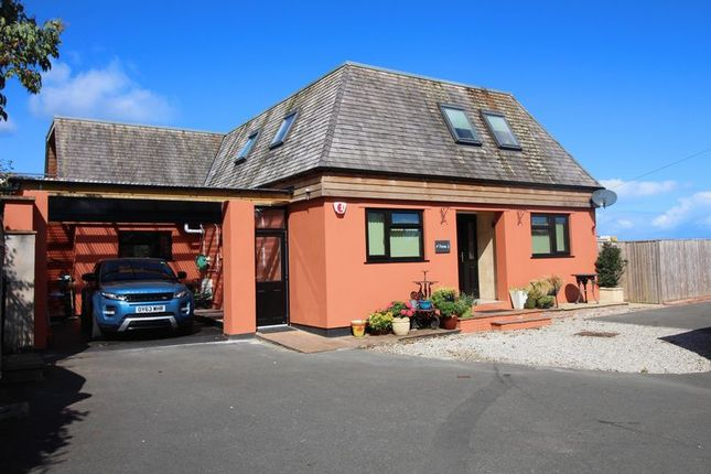 Thumbnail Detached house for sale in Champernowne Crescent, Ilfracombe
