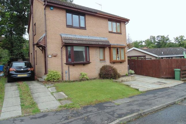 Thumbnail Semi-detached house for sale in Menteith Place, Rutherglen, Glasgow