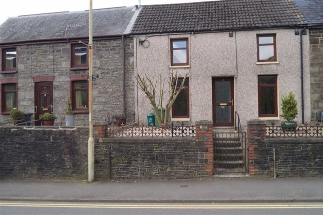 Thumbnail Terraced house for sale in Commercial Street, Mountain Ash