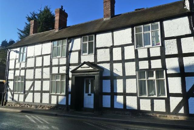 Thumbnail Detached house to rent in The Raven, 24 High Street, Church Stretton, Shropshire