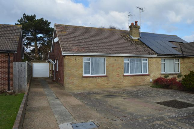 Thumbnail Bungalow to rent in Windermere Crescent, Goring-By-Sea, Worthing