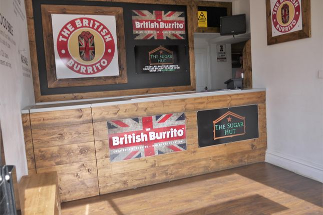 Thumbnail Leisure/hospitality for sale in Hot Food Take Away BD2, West Yorkshire