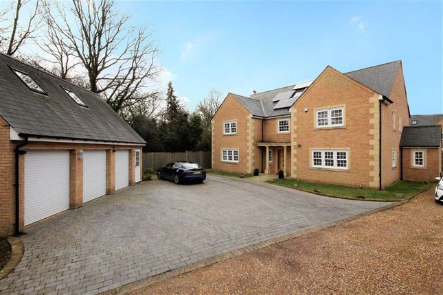 Thumbnail Detached house for sale in Park Street Lane, St. Albans, Hertfordshire