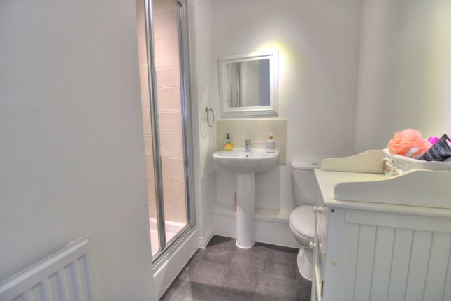 Shower Room of Montagu Drive, Saxmundham IP17