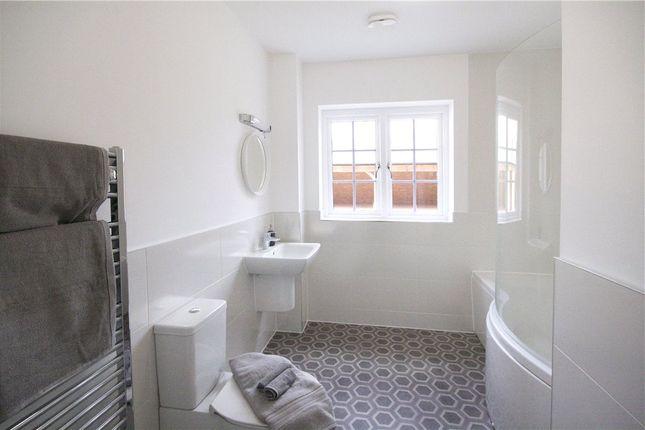 Bathroom 598B of Pavilion Yard, Poundbury, Dorchester, Dorset DT1