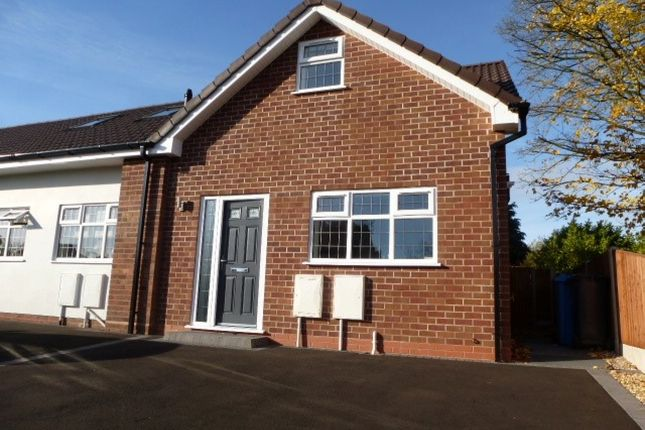 Thumbnail Semi-detached house for sale in Flemmynge Close, Codsall, Wolverhampton