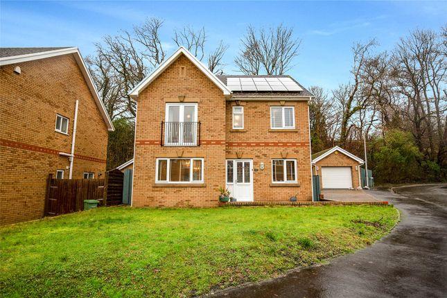 4 bed detached house for sale in Afon-Dar Close, Aberdare, Rhondda Cynon Taff CF44