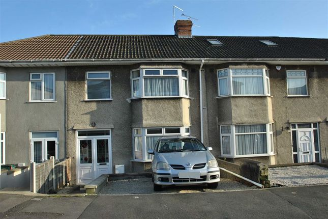 Thumbnail Terraced house for sale in Hulse Road, Brislington, Bristol