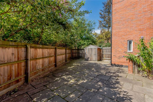 Private Terrace of Harlaxton Drive, Nottingham NG7