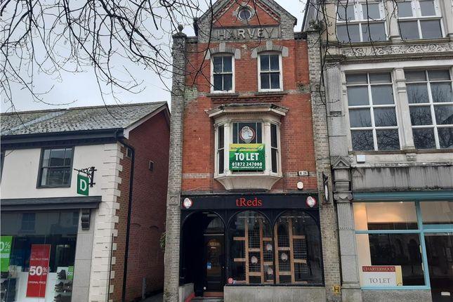 Thumbnail Retail premises to let in 24 King Street, Truro, Cornwall