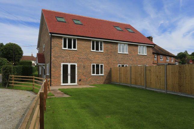 Thumbnail Semi-detached house for sale in Brickyard Lane, Mark Cross