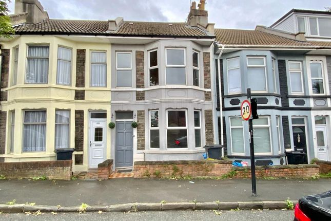 Thumbnail Terraced house for sale in Whitehall Road, Redfield, Bristol
