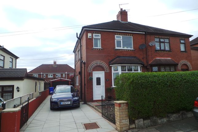 Semi-detached house for sale in Greenway, Blurton, Stoke-On-Trent