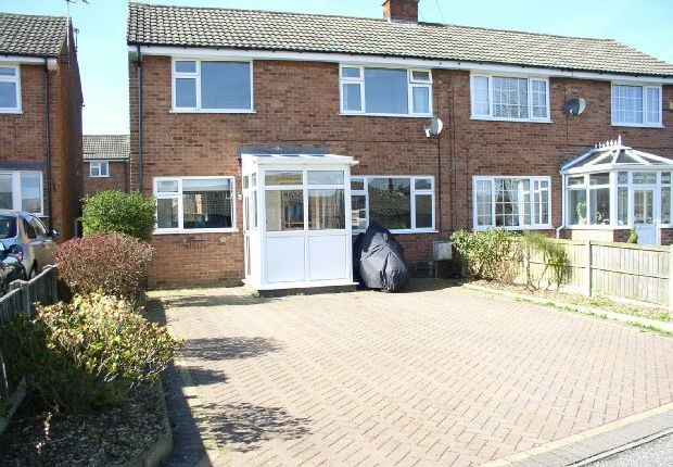 Thumbnail Semi-detached house for sale in Beech Grove, South Normanton, Alfreton